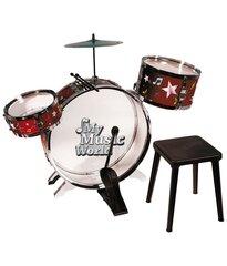 Vaikiški būgnai Simba My Music World 208858 kaina ir informacija | Lavinamieji žaislai | pigu.lt