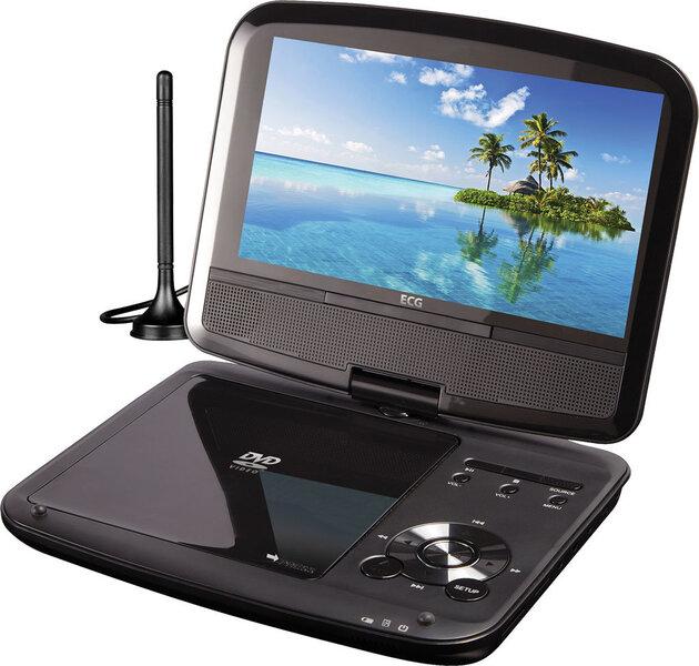 ECG DVP 9909 HD DVB-T kaina ir informacija | Televizoriai | pigu.lt