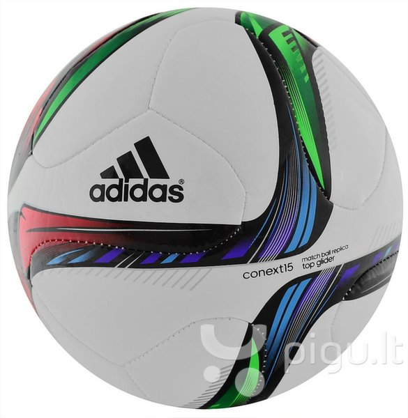 Futbolo kamuolys ADIDAS CONEXT 15 TOP GLIDER, 5 dydis kaina ir informacija | Futbolas | pigu.lt