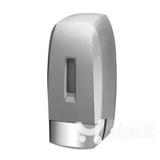 Skysto muilo dozatorius Bisk Satin, 500 ml kaina ir informacija | Vonios kambario aksesuarai | pigu.lt