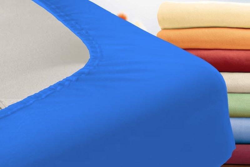 Trikotažinė paklodė su guma kaina ir informacija | Paklodės | pigu.lt