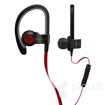 Ausinės Beats by Dr. Dre Powerbeats 2 (MH762ZM) kaina ir informacija | Ausinės, mikrofonai | pigu.lt