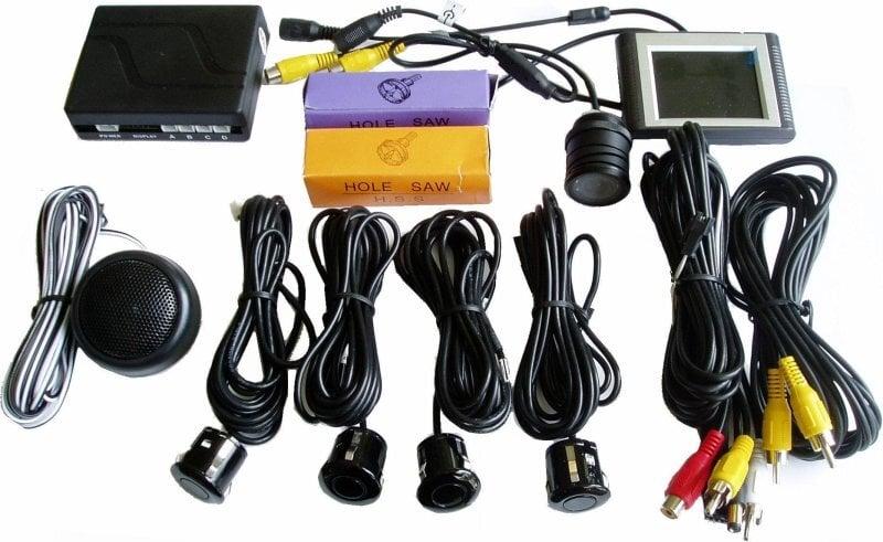 Parkavimo sistema su kamera kaina ir informacija | Parkavimo sistemos | pigu.lt
