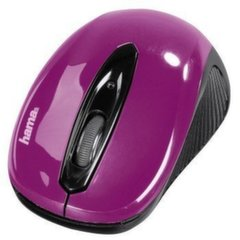 HAMA AM-7300 Wireless Optical Mouse black/blackberry
