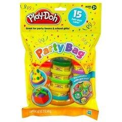 "Plastilinas Play Doh, ""Party Bag"" 15 vnt. kaina ir informacija | Lavinamieji žaislai | pigu.lt"