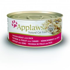 Applaws Cat Chicken & Duck, 70 g