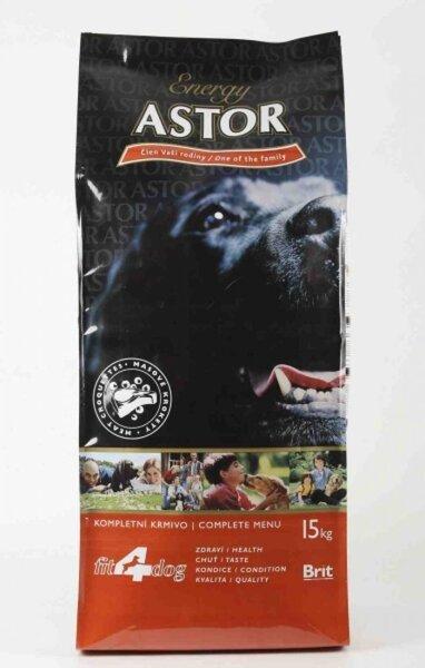 Astor Energy, 15 kg kaina ir informacija | Sausas maistas šunims | pigu.lt