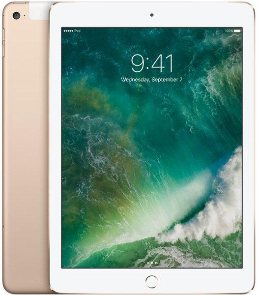 Apple iPad Air 2 WiFi+4G (64GB), Auksinė, MH172HC/A kaina ir informacija | Planšetiniai kompiuteriai | pigu.lt