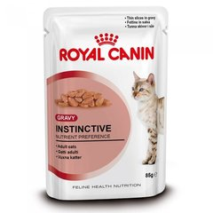 Royal Canin Instinctive in Gravy Pouch 12x85 g