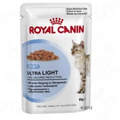 Royal Canin Ultra Light Pouch 12x85 g