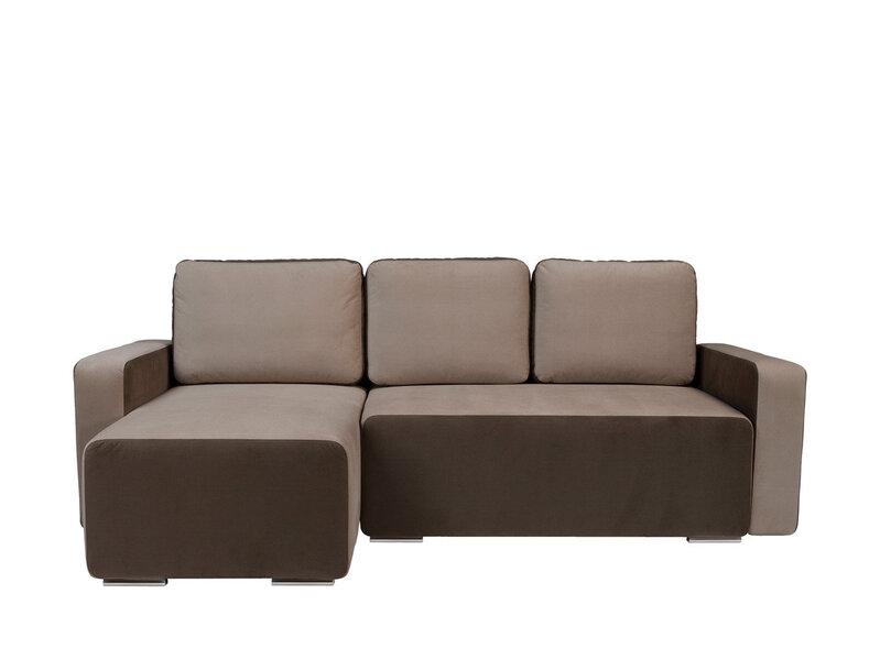 Universalus kampas Possi Lux 3DL kaina ir informacija | Sofos, foteliai ir minkšti kampai | pigu.lt