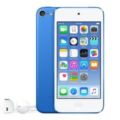 Apple iPod Touch 32GB 6th gen, Mėlyna