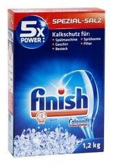 Finish indaplovių druska, 1,2 kg kaina ir informacija | Indų plovimo priemonės | pigu.lt
