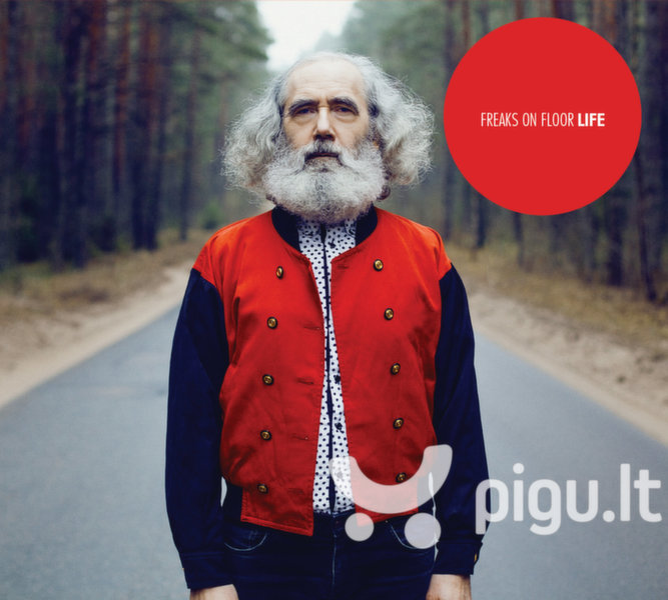 "CD FREAKS ON FLOOR ""Life"" kaina ir informacija | Muzikos įrašai | pigu.lt"