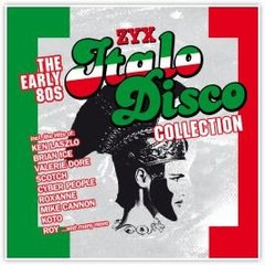 "CD ""ITALO DISCO COLLECTION"""