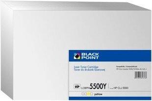 Toner Black Point LCBPH5500Y | Yellow | 12000 p. | HP C9732A