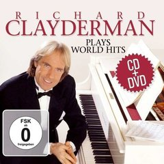 "CD R. CLAYDERMAN ""Plays world hits"""