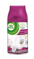 AirWick FreshMatic oro gaiviklio užpildas Satin&Moon Lilly, 250 ml kaina ir informacija | AirWick FreshMatic oro gaiviklio užpildas Satin&Moon Lilly, 250 ml | pigu.lt