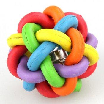 Guminis kamuoliukas augintiniui 5 cm kaina ir informacija | Žaislai šunims | pigu.lt