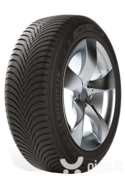 Michelin Alpin A5 205/45R17 88 H XL