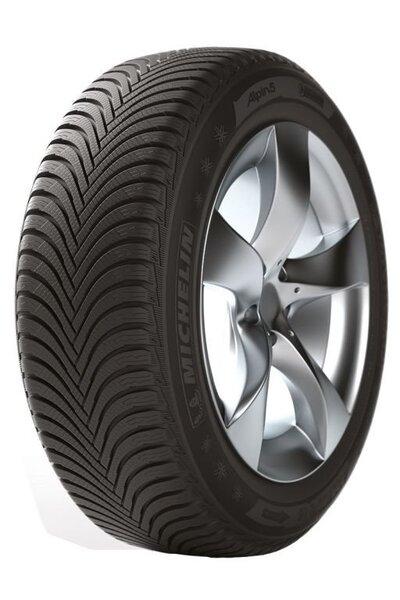Michelin Alpin A5 195/55R16 91 T XL kaina ir informacija | Žieminės padangos | pigu.lt