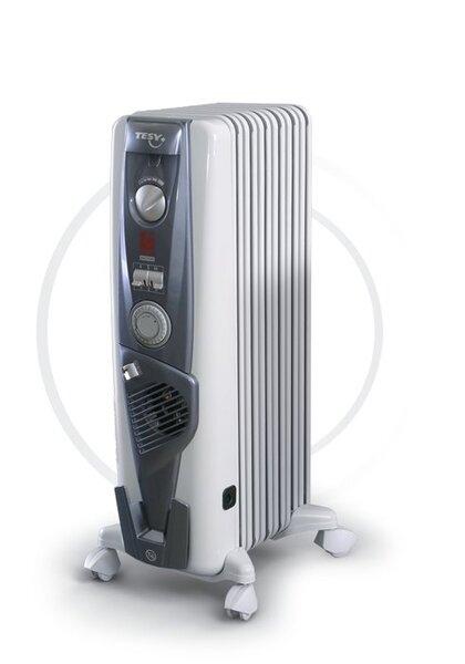 Tepalinis radiatorius Tesy LB 1506 E04 TRV kaina ir informacija | Šildytuvai | pigu.lt