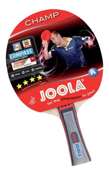 Stalo teniso raketė Joola Champ kaina ir informacija | Stalo teniso stalai,  raketės, kamuoliukai | pigu.lt