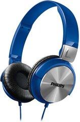 Ausinės Philips SHL3160BL/00, Mėlynos