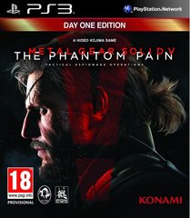 Metal Gear Solid V:The Phantom Pain, PS3