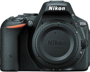 Nikon D5500 Body, Juodas