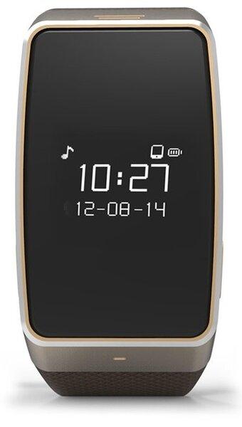 MyKronoz ZeWatch3, Ruda/Rausvo aukso kaina ir informacija | Išmanieji laikrodžiai ir apyrankės (smartwatch, smartband) | pigu.lt