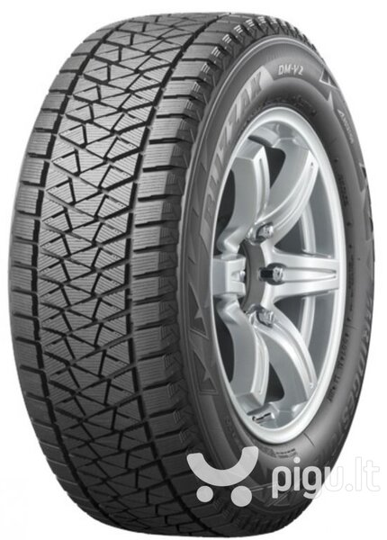 Bridgestone Blizzak DM-V2 235/55R19 105 T XL MFS kaina ir informacija | Žieminės padangos | pigu.lt