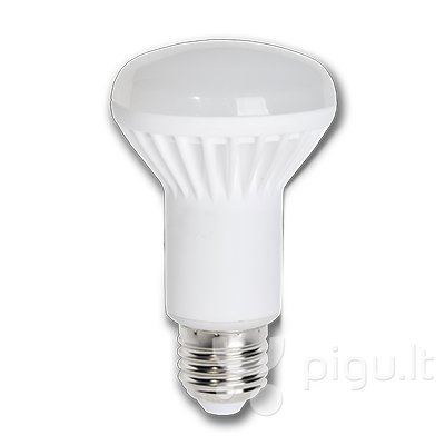 10W LED lemputė V-TAC E27 R80 EPISTAR SMD LED (3000K) šiltai balta kaina ir informacija | Elektros lemputės | pigu.lt