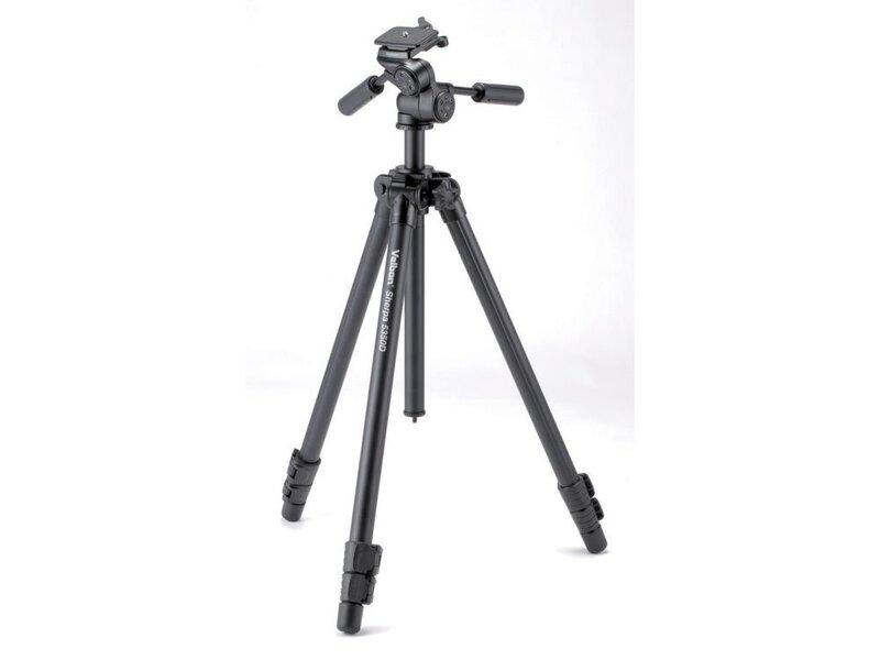 Velbon trikojis Sherpa 5350D su galva PH-G50D kaina ir informacija | Fotoaparato stovas | pigu.lt