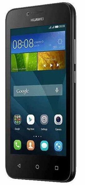 Huawei Y5, Single Sim, Juoda
