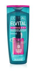 L'Oreal Paris Elvital Fibralogy Шампунь для тонких волос, 250 мл