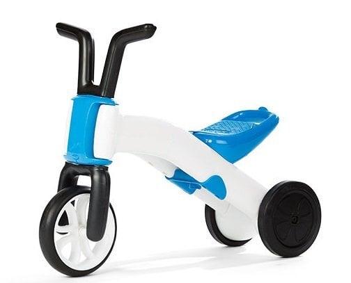 Balansinis dviratukas Chillafish Bunzi, mėlynas kaina ir informacija | Balansiniai dviratukai | pigu.lt