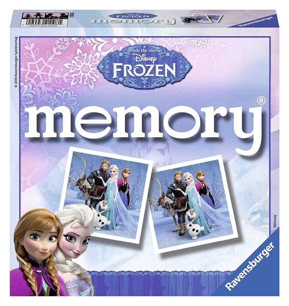 Žaidimas lavinantis atmintį Ravensburger Ledo šalis (Frozen), 211081 kaina ir informacija | Lavinamieji žaislai | pigu.lt
