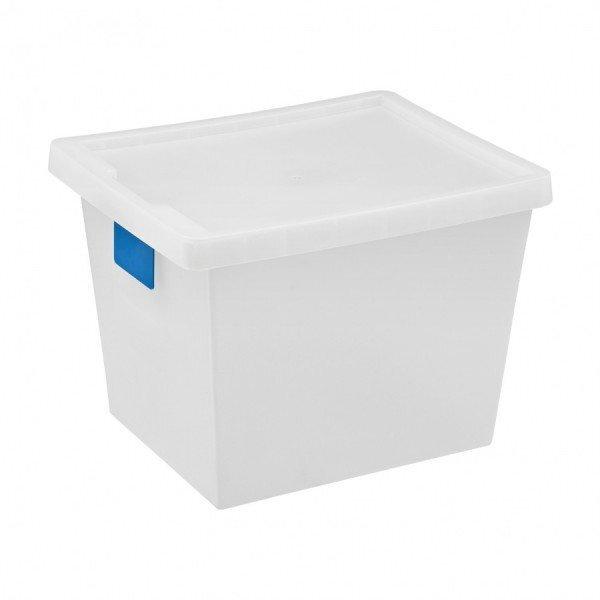 Dėžė su dangčiu TAG STORE, 29.0L kaina ir informacija | Dаiktų krepšiai | pigu.lt