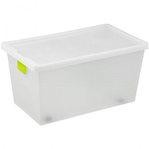 Dėžė su dangčiu TAG STORE, 71.0L kaina ir informacija | Dаiktų krepšiai | pigu.lt