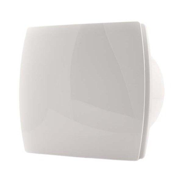 Ištraukimo ventiliatorius Europlast EXTRA d120mm su dangteliu kaina ir informacija | Vonios ventiliatoriai | pigu.lt