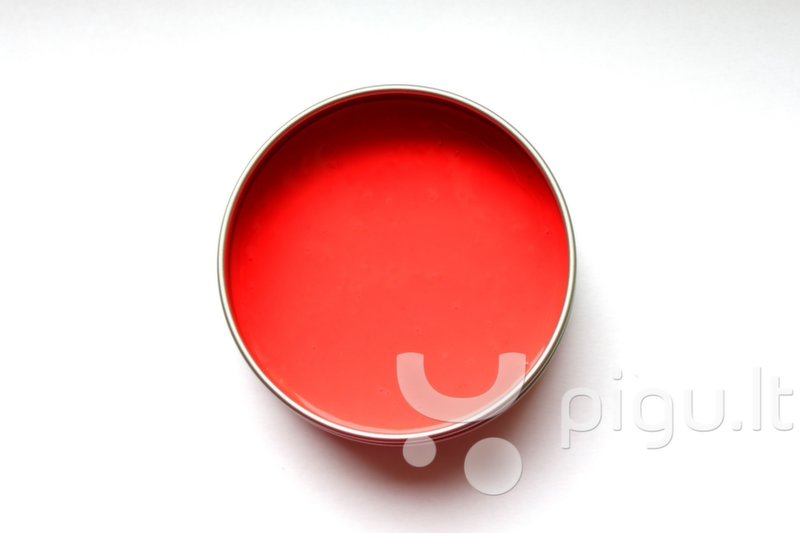 Išmanusis plastilinas Neon Jumping Putty, raudonas kaina ir informacija | Lavinamieji žaislai | pigu.lt