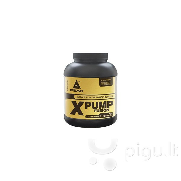 Peak X-Pump Fusion 1400 g. kaina ir informacija | Maisto papildai | pigu.lt