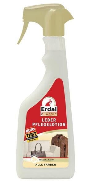 Erdal odos gaminių losjonas su lanolinu 500 ml   kaina ir informacija | Drabužių ir avalynės priežiūros priemonės | pigu.lt