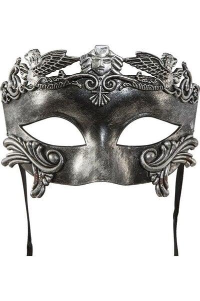 Domino kaukė su ornamentais kaina ir informacija | Karnavaliniai kostiumai | pigu.lt