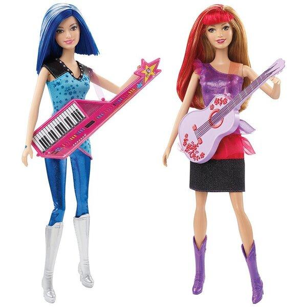 "Lėlė Barbie ""Karališkasis rokas"", CKB60, 1 vnt. kaina ir informacija   Žaislai mergaitėms   pigu.lt"
