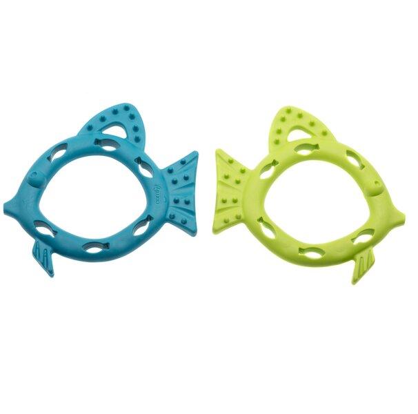 Comfy žaislas Fish, įv. spalvų kaina ir informacija | Žaislai šunims | pigu.lt