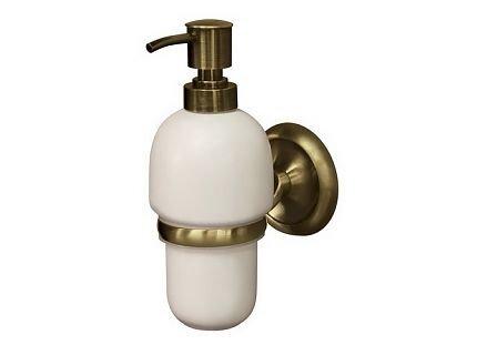 Skysto muilo dozatorius Bisk Decor kaina ir informacija | Vonios kambario aksesuarai | pigu.lt