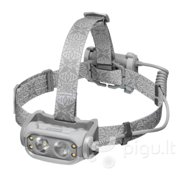 Mactronic dviejų lęšių galvos žibintuvėlis PHANTOM kaina ir informacija | Žibintuvėliai, prožektoriai | pigu.lt