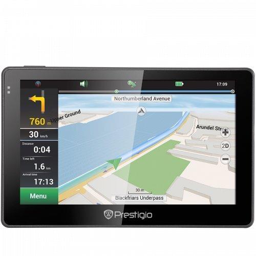 Prestigio GeoVision 5057 (be programinės įrangos) kaina ir informacija | GPS imtuvai | pigu.lt